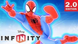 HOMEM ARANHA NO NÍVEL MÁXIMO No Disney Infinity 2.0 Play Set Homem Aranha