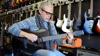 Rainsong Concert Hybrid Series Guitars Demo with Doug Munro | Guitar Hangar