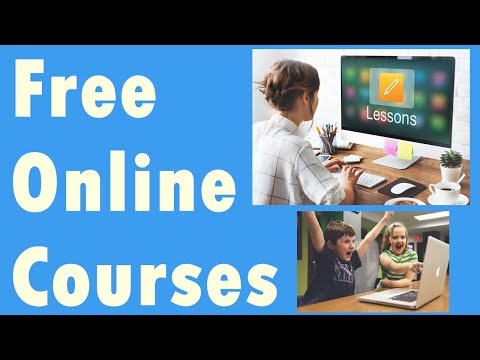 Free online courses websites   Free with Certificate   Best learning ...