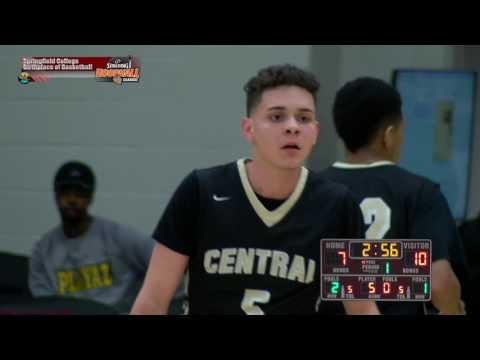 Hoophall Classic 2017: Central vs  Putnam