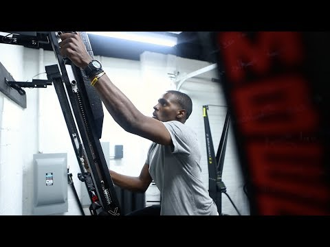 """We Tried the """"LeBron James"""" Workout (VersaClimber) - No Ifs, Ands for Butts"""