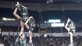 Cheer Extreme Smoke Showcase 2016