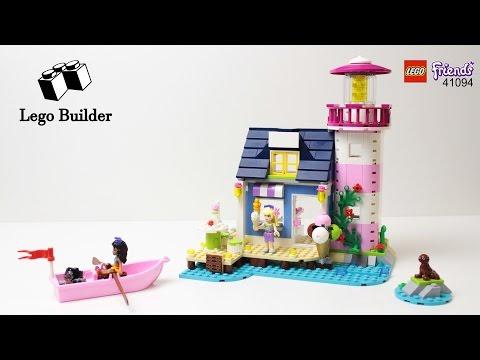 LEGO Friends Heartlake Leuchtturm 41094 günstig kaufen