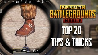 Top 20 Tips & Tricks in PUBG Mobile | Ultimate Guide To Become a Pro #5