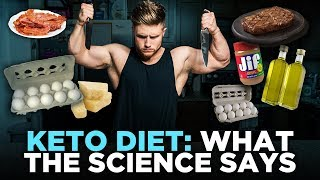 THE KETOGENIC DIET: Science Behind Low Carb Keto for Fat Loss, Muscle & Health