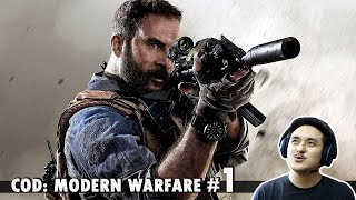 "COD Modern Warfare (Hindi) #1 ""The Best COD Campaign?"" (PS4 Pro) HemanT_T"