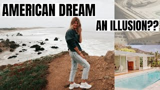Is the American Dream an illusion? // interview
