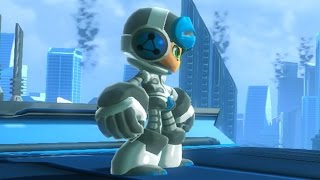 Mighty No. 9 Has a Really Awesome Pong Boss by IGN