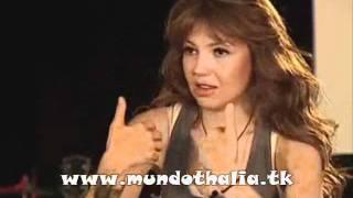 Thalia seleccion de cancion AOL 2009