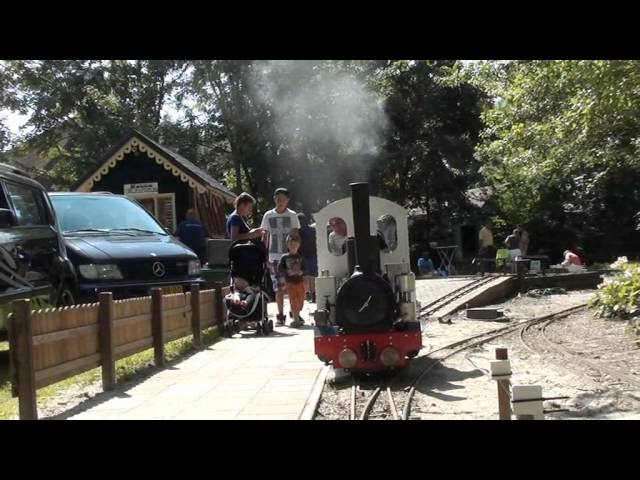 Tinkerbell-cor-eerste-rit