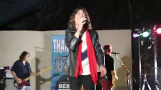 THE GLIMMER TWINS @ PENNYPACK MUSIC FESTIVAL 6/21/17 - HONKEY TONK WOMAN