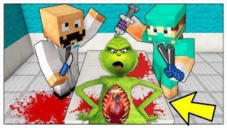 ABBIAMO OPERATO IL GRINCH! - Minecraft ITA