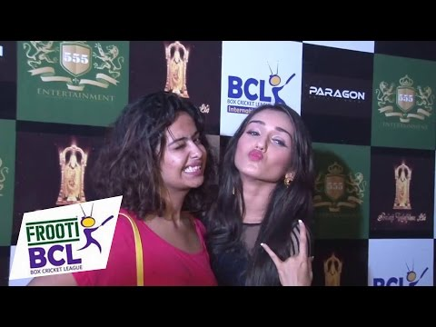 BCL Goes International Announcement Party With Cel