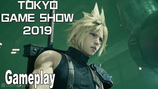 Final Fantasy VII Remake - Gameplay Demo TGS 2019 [HD 1080P]