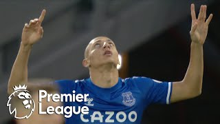 Richarlison slots Everton in front of Liverpool in Merseyside derby | Premier League | NBC Sports