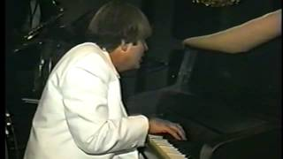 <b>Michael Masser</b> Playing Piano
