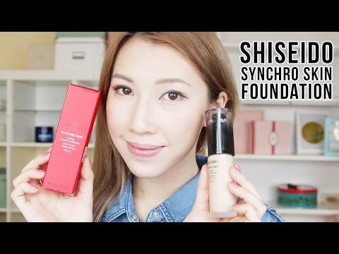 Synchro Skin Glow Luminizing Fluid Foundation SPF 20 by Shiseido #2