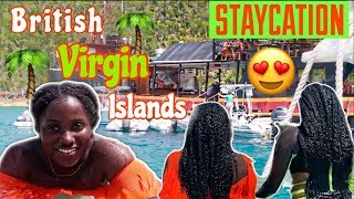 VLOG:VACATION IN THE BRITISH VIRGIN ISLANDS!!