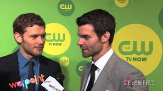 Joseph, Daniel et Arielle parlent du final de la saison 4 de TVD