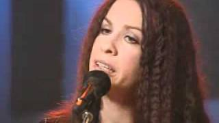 "Alanis Morissette ""So unsexy"" ""Hands clean"" AOL session 2002"