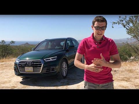 Audi  Q5 Паркетник класса J - тест-драйв 3