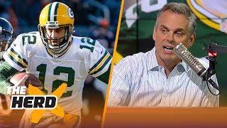 Colin Cowherd's 2018 NFC North preseason predictions | NFL | THE HERD
