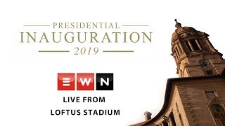 LIVE: The 2019 Presidential Inauguration