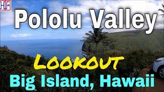 Pololū Valley, Hawaii