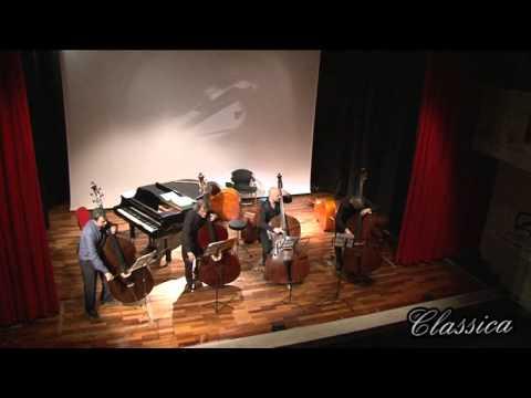 Classica Il contrabbasso solista 8 Dicembre 2014
