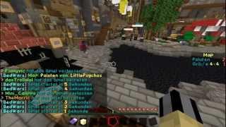 Grün Vs Gelb  Let´s Play Minecraft Bedwars 012