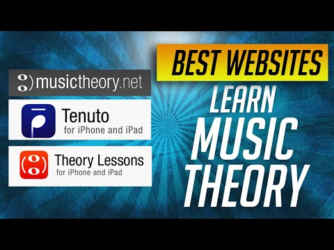 Best Website and Apps to Learn Basic Music Theory