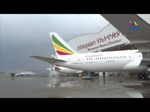 Ethiopian Airlines acquires 100th aircraft, first in Africa to have such a fleet