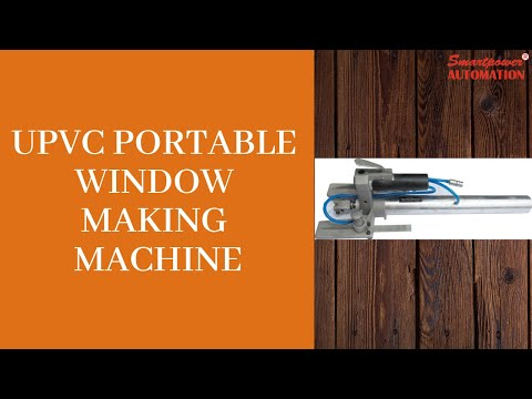 UPVC Windows Corner Cleaner Tools
