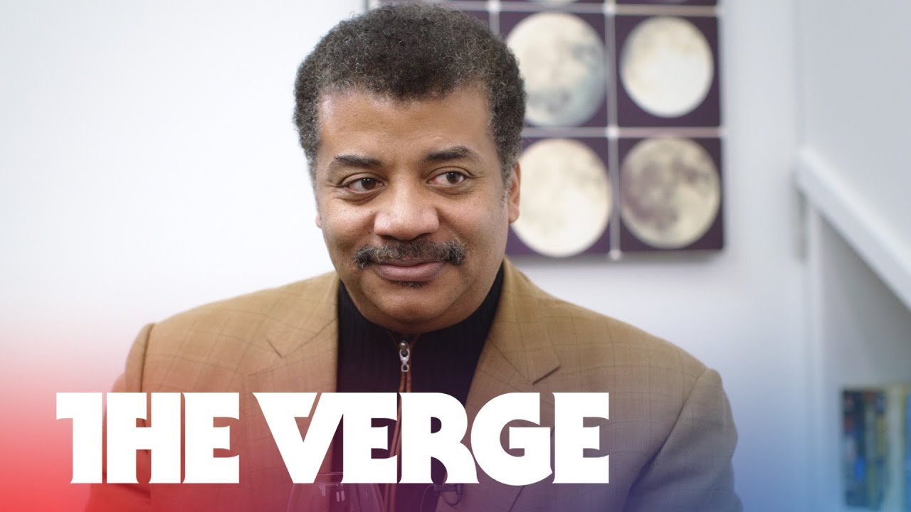 Interview with Neil DeGrasse Tyson on 'Cosmos' thumbnail