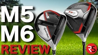 RIck Shiels - TaylorMade M5 &  M6 Driver review