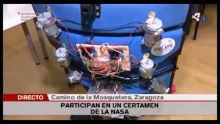 AragonTV - SpaceChallenge