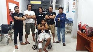 Tim Jatanras Polrestabes Makassar Tembak Pembobol Rumah Jaksa