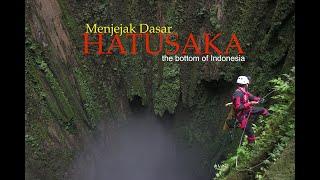 Menjelajah Goa Terdalam Di Indonesia, Hatusaka (trailer)