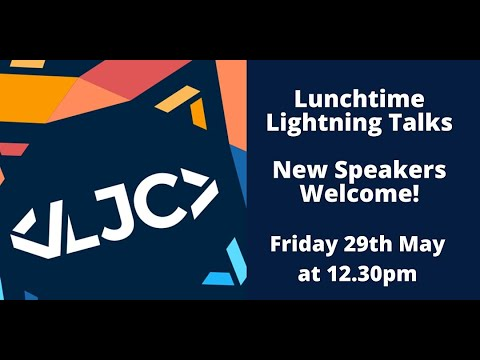 The Experience of Giving a Lightning Talk — with Mag Leahy