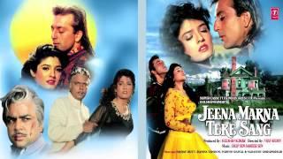 (Audio) | Jeena Marna Tere Sang | Sanjay Dutt   - YouTube