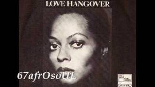 DIANA ROSS - Love Hangover (1976