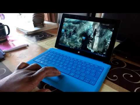 Surface Pro 2 i5 + Type 3 Cover/Keyboard/Case