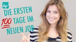 Die Ersten 100 Tage Im Neuen Job! Schneller Einarbeiten 😁