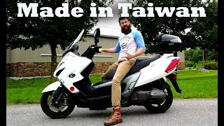 Why I changed my mind about KYMCO