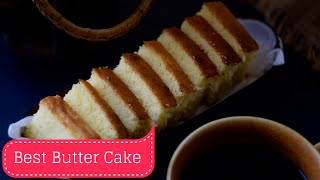 Best Butter Cake Recipe