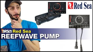 Red Sea ReefWave Pumps: Tiny footprint inside your reef tank with tons of flow, control and safety
