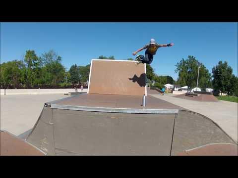 Flodin Skatepark Rockford Il