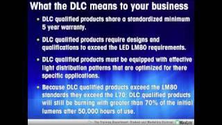 DesignLights Consortium (DLC) - September 29th Webinar [part 1 of 2]