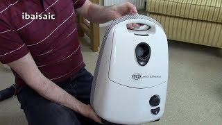 Sebo E3 Premium Vacuum Cleaner Unboxing & First Look