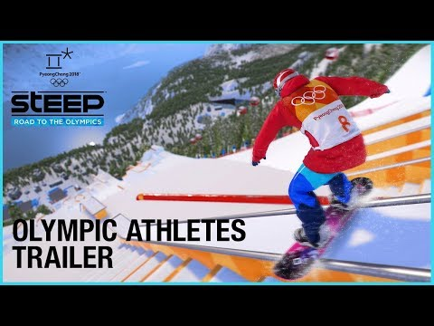 Steep: Road to the Olympics - Olympic Athletes - Take The Journey | Trailer | Ubisoft [US] thumbnail